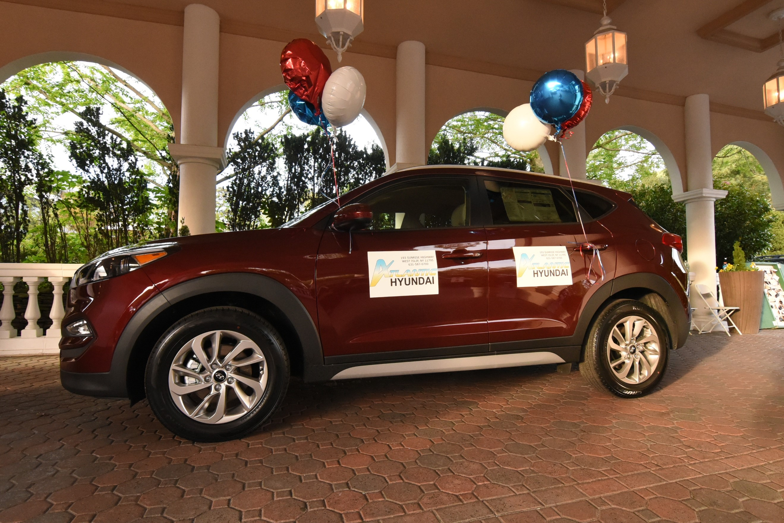 Atlantic Hyundai Donates 2017 Hyundai Tucson for Bouquet of Wishes