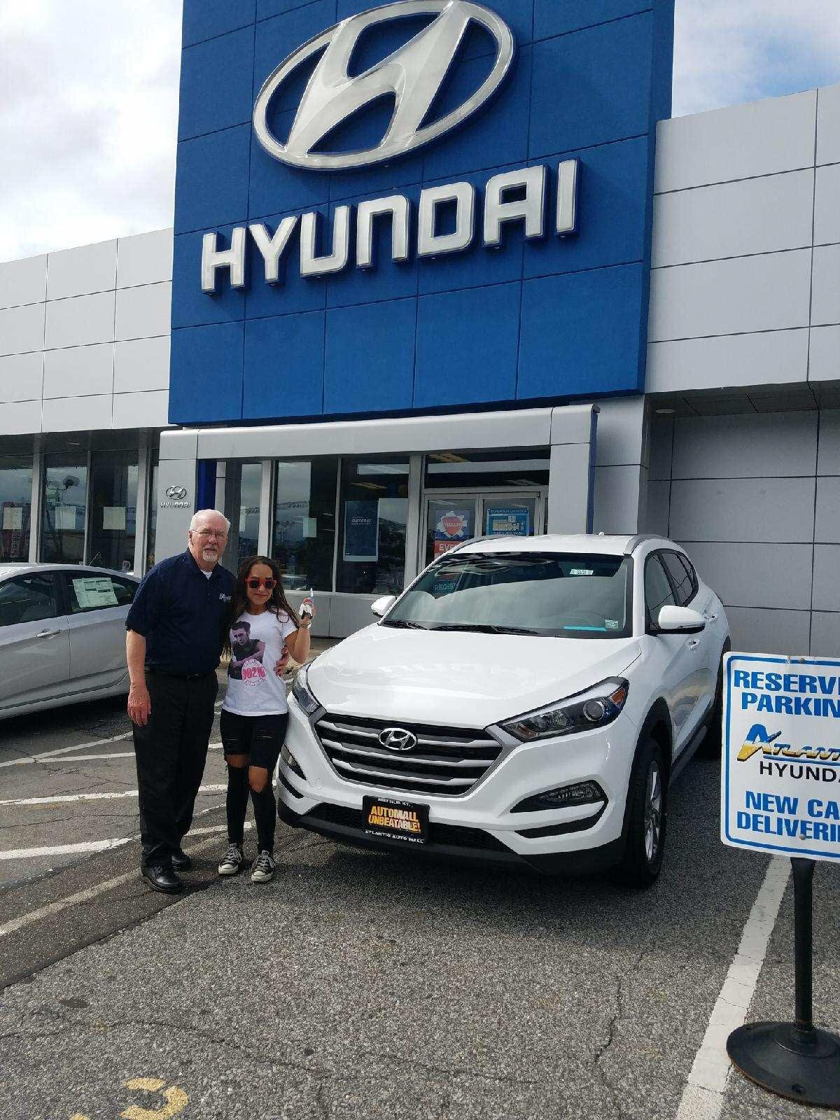 Lauren Sharaby Named Winner of 2017 Hyundai Tucson Donated By