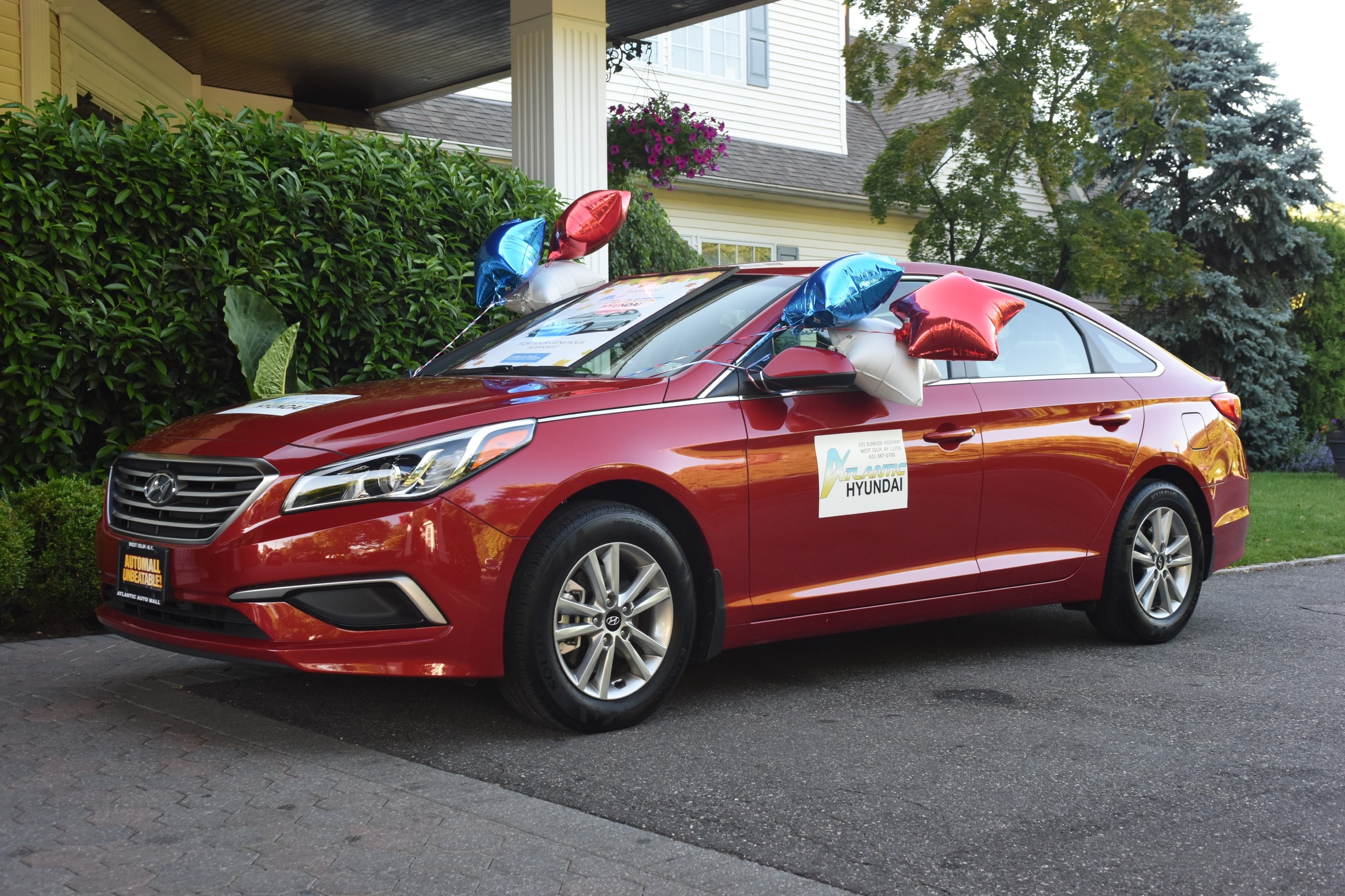 Atlantic Hyundai Donates 2017 Hyundai Sonata for PRONTO Gala