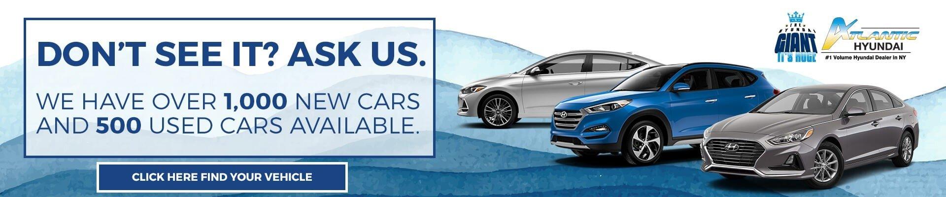 Long Island Hyundai Dealer | Atlantic Hyundai of West Islip, NY