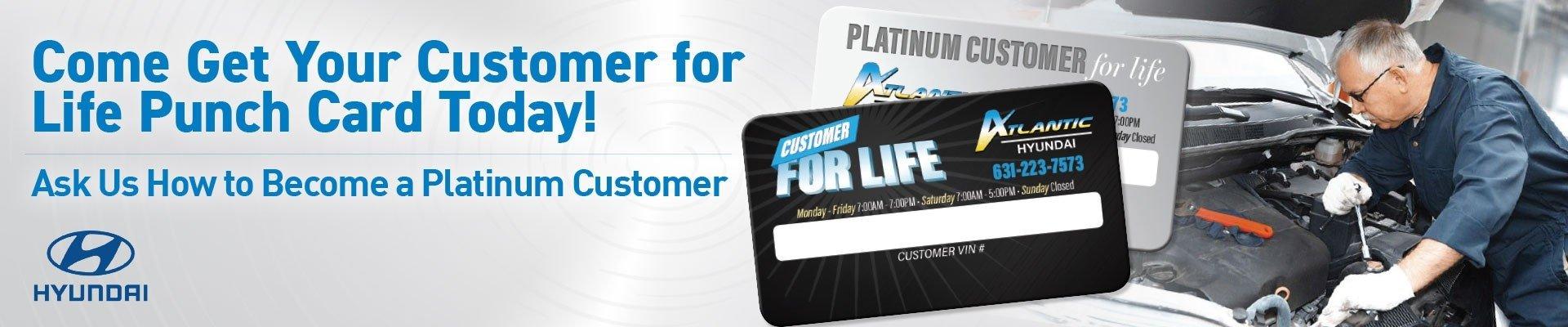 Long island hyundai dealer atlantic hyundai of west islip ny customer for life punch card reheart Images