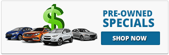 Pre-Owned Specials - Shop Now