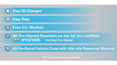 When You Lease Or Purchase A New Or Pre Owned Vehicle From Atlantic Hyundai