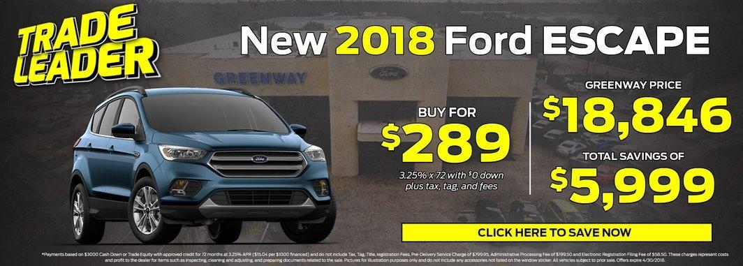 2018 Ford Escape for Sale in Orlando FL
