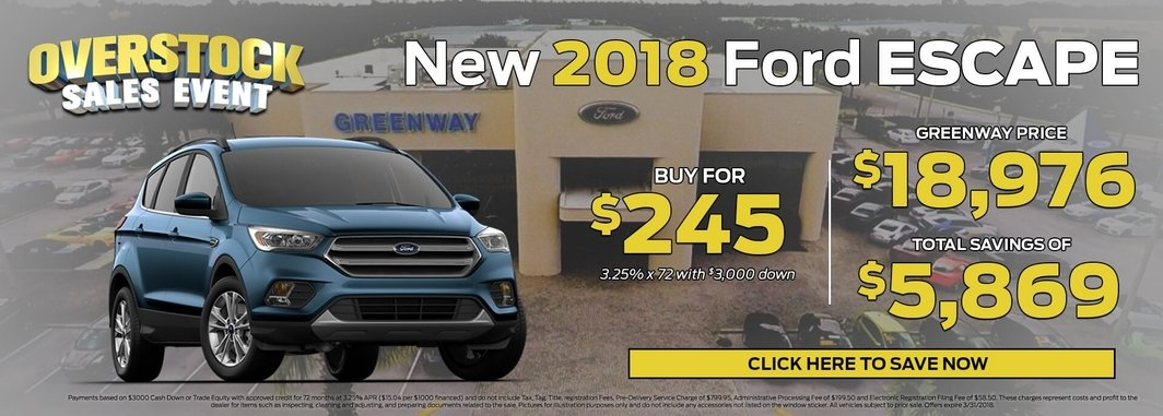 2018 Ford Escape for Sale in Orlando