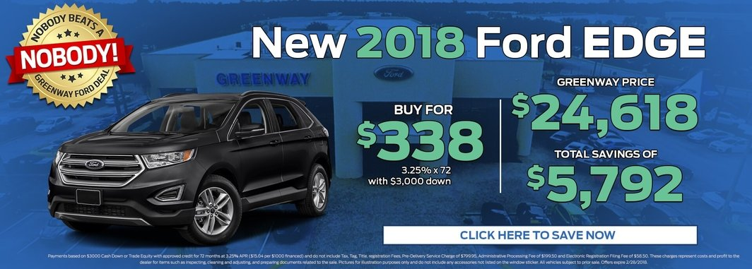 2018 Ford Edge for Sale in Orlando