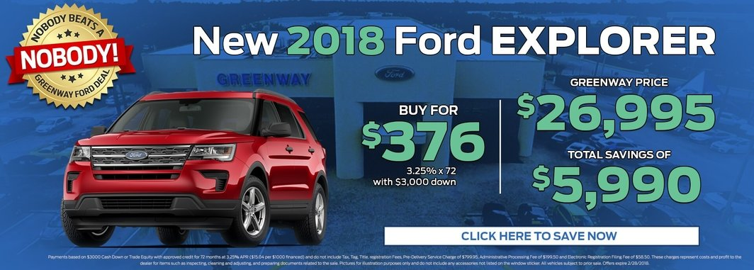 2018 Ford Explorer for Sale in Orlando