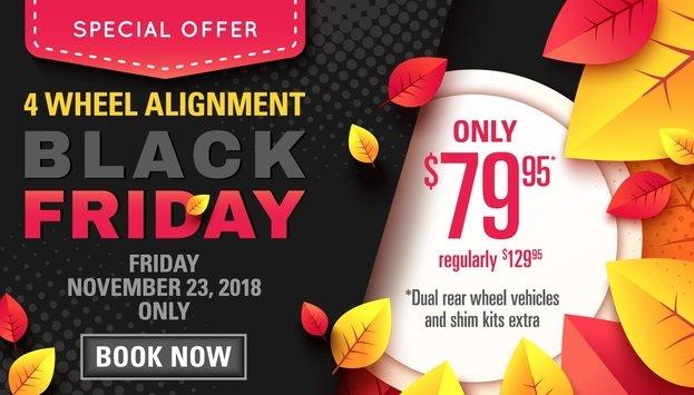 Black Friday Alignment Special