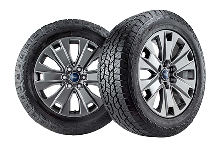 Coupon for Buy Four Select Tires, Get a $70 Rebate By Mail Plus, get another $70 when you use the ford service credit card*