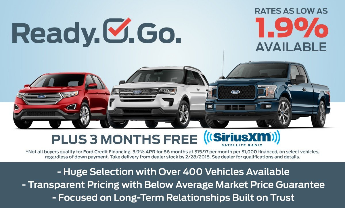 Benefits Of Fords Certified PreOwned Program - All ford vehicles