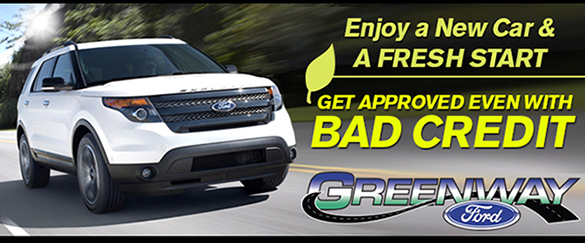 Get approved for this car loan even if you have bad credit