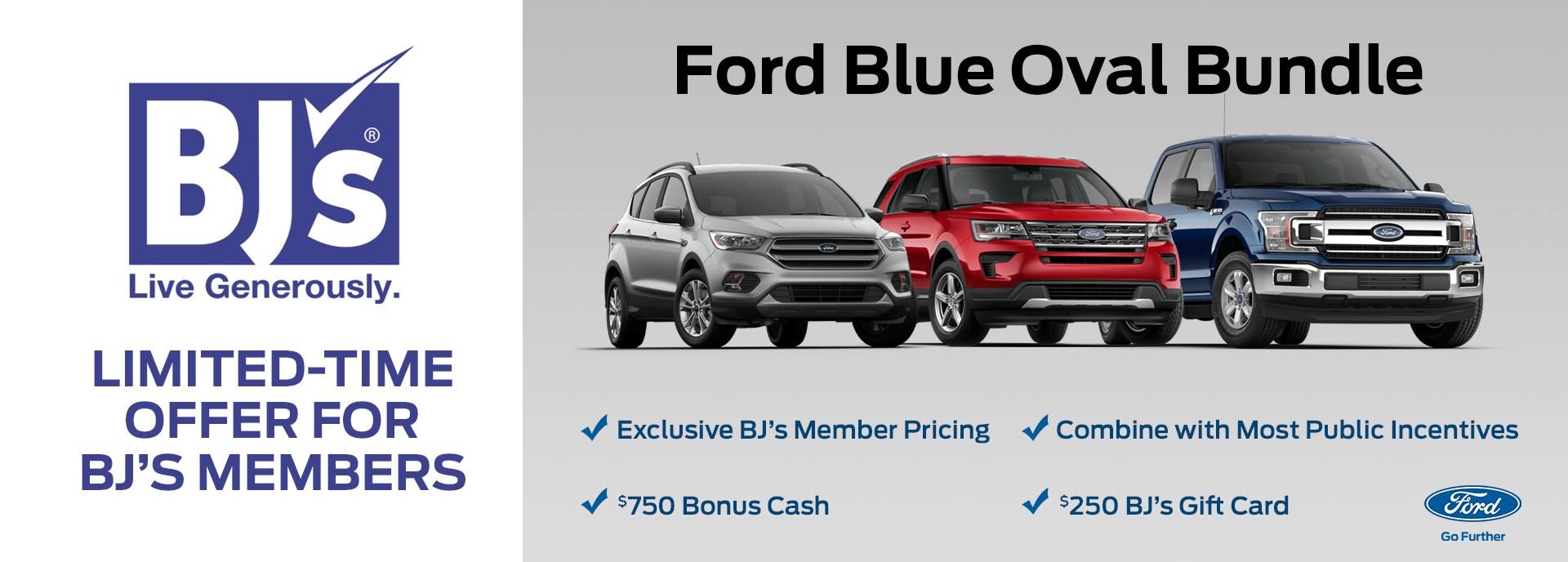 Ford Blue Oval Bundle
