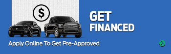 We can help you finance your new ford or lincoln vehicle today