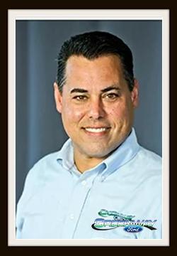 Finance Manager Rafael Caputis in Finance at Greenway Ford
