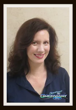 Internet Sales Consultant Michelle Magyar in Internet Sales at Greenway Ford