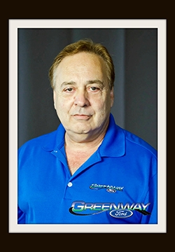 Internet Sales Consultant Eddie Faraldo in Internet Sales at Greenway Ford