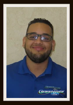 Internet Sales Consultant Henry Paulino in Internet Sales at Greenway Ford