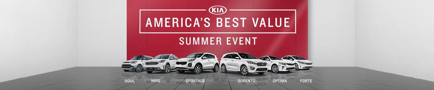 America's Best Value Summer Event