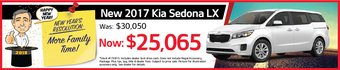2017 Sedona