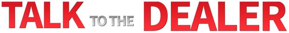 talk to the Kia dealer banner