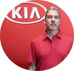 Body Shop Estimator Jason Smouse in Body and Detail at Regal Kia