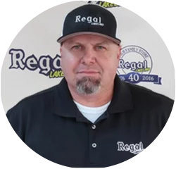 Pre-Owned Sales Manager - Since 2010 Chris Boswell in Management at Regal Kia