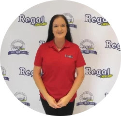 Detail Manager - Since 2013 Jeanne Vinson in Service Center at Regal Kia
