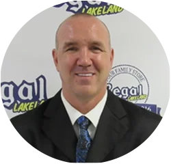 Kia Sales Specialist - Since 2013 Sam Rager in Product Experts at Regal Kia