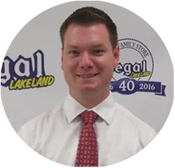 Kia Sales Specialist - Since 2013 Stephen Burgher in Product Experts at Regal Kia
