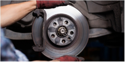 Coupon for FRONT OR REAR BRAKE PADS $30.00 OFF BRAKES