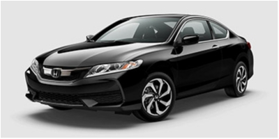 Special offer on 2017 Honda Accord Coupe 2017 Accord Coupe CVT LX-S Featured Special Lease