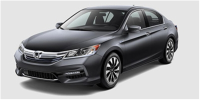 Special offer on 2017 Honda Accord Hybrid 2017 Accord Hybrid Featured Special Lease
