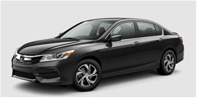 Special offer on 2017 Honda Accord Sedan 2017 Accord Sedan CVT LX Featured Special Lease