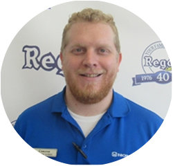 Honda Parts Specialist Cameron Folds in Parts and Accessories at Regal Honda