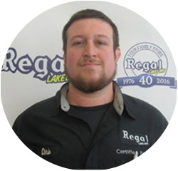 Certified Technician Chris Hill in Service Technicians at Regal Honda