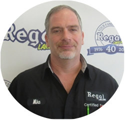 Certified Technician Mike Barske in Service Technicians at Regal Honda