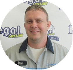 Certified Honda Technician Shawn Miller in Service Technicians at Regal Honda