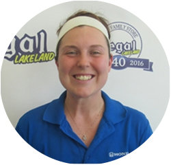 Shipping & Receiving Rachael Paul in Parts and Accessories at Regal Honda