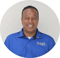 Pre-Owned Sales Specialist Kelvin Harrington in Product Experts at Regal Honda