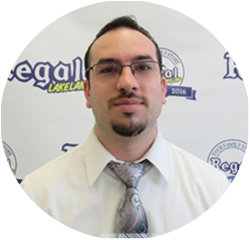 Business Manager Pedro Jenner in Financing at Regal Honda
