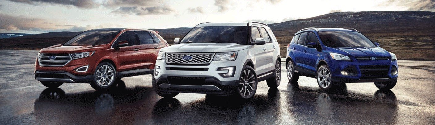 Bozard Ford Has Americas Best Selling Lineup Of Sport Utility - Best ford vehicles