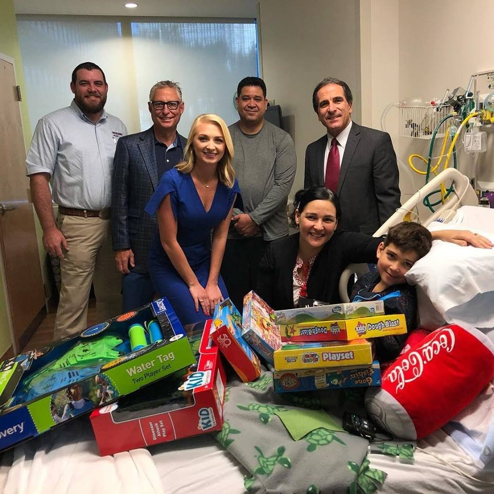 Action News Jax Family Focus Toy Donation