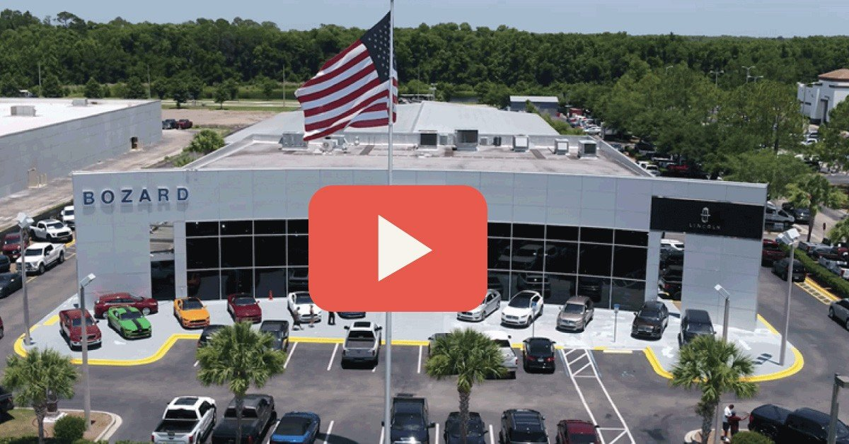 Bozard Ford Lincoln Expansion Video