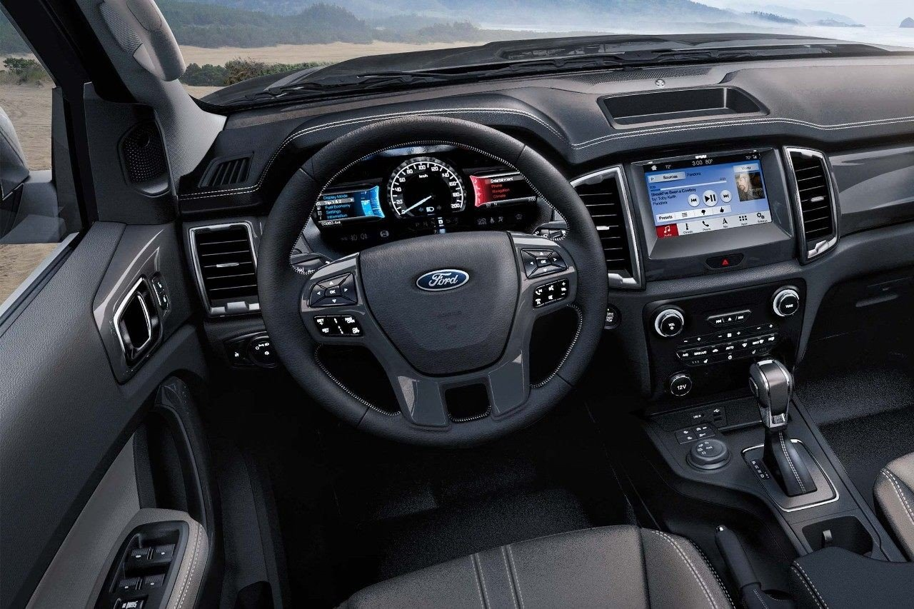 Features of the 2019 Ford Ranger Available at Bozard Ford in 2019