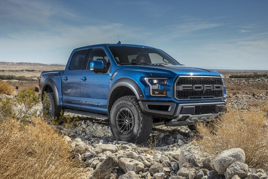 2020 Ford Raptor Dealership in North Florida