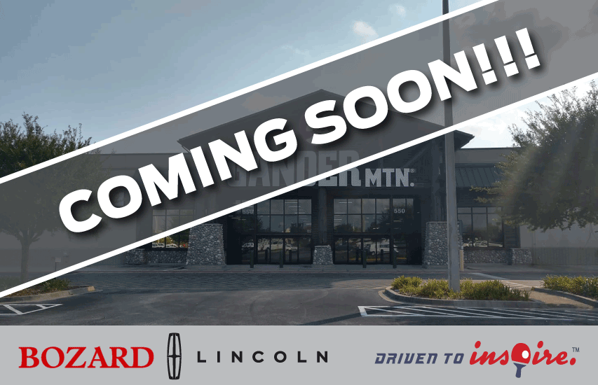 Bozard Ford Lincoln Expansion