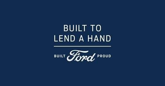 Ford Built to Lend a Hand
