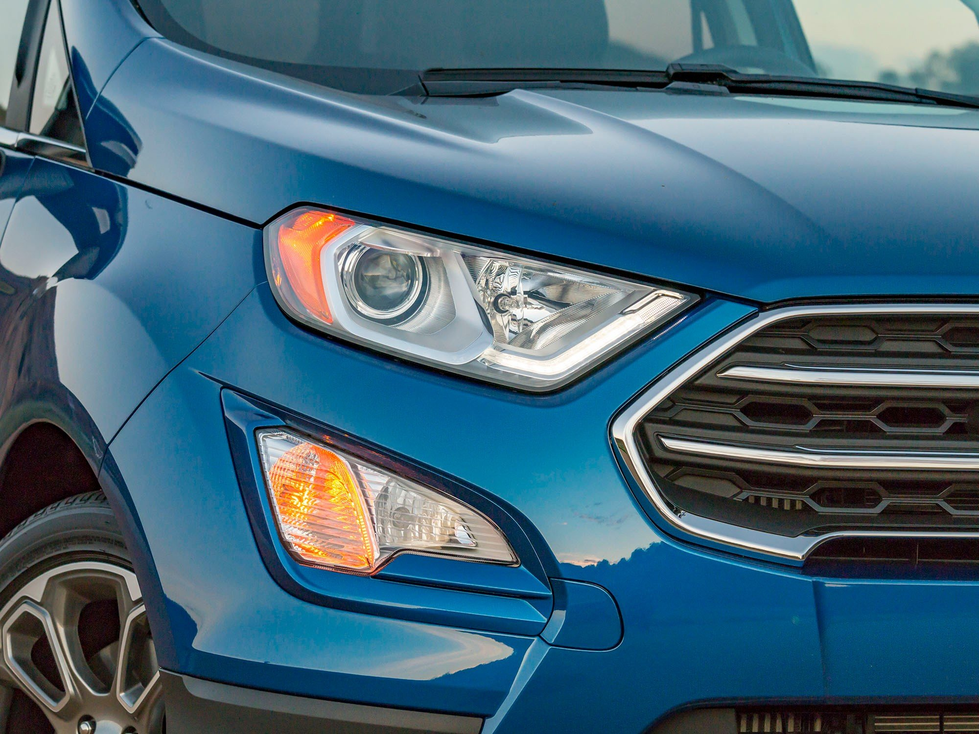 Ford Ecosport In St Augustine Compact Suv With Big Features