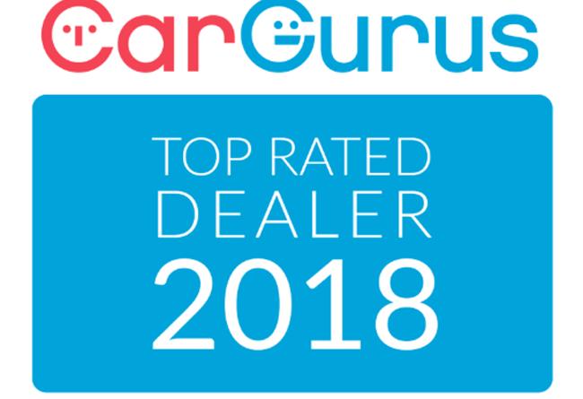 CarGurus Top Rated Dealer Award
