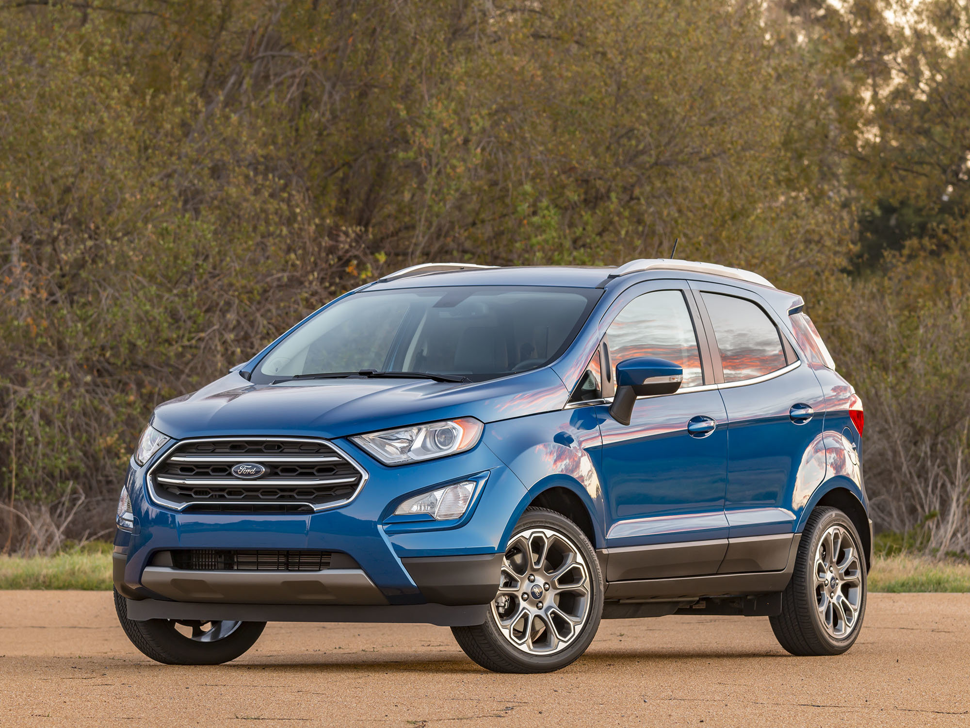 ford ecosport in st augustine compact suv with big features bozard ford lincoln blog. Black Bedroom Furniture Sets. Home Design Ideas